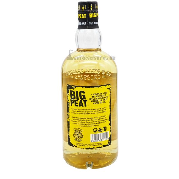Big Peat Islay Blended Malt 46%
