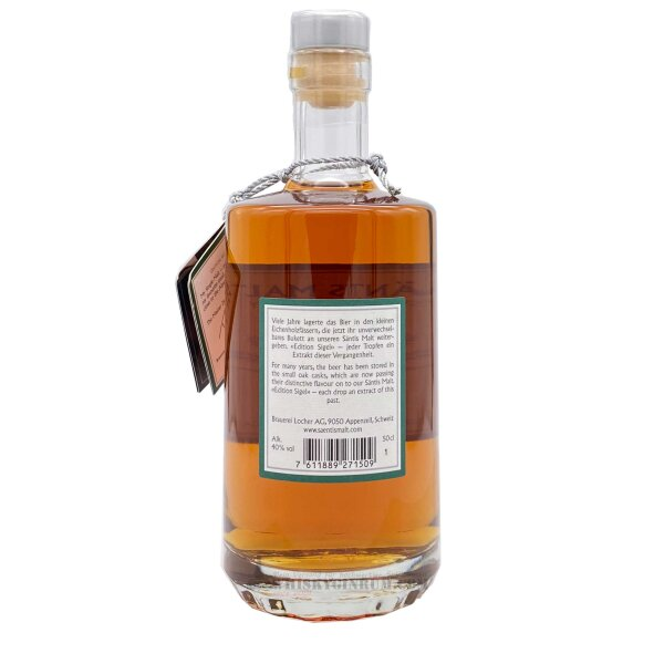Säntis Malt Whisky Edition Sigel 40% 0,5l