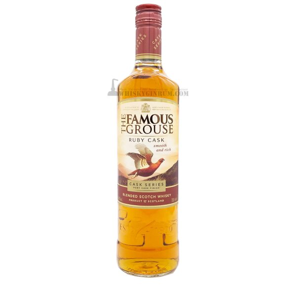 Famous Grouse Ruby Cask 40%
