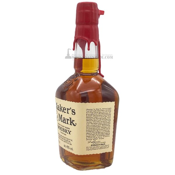 Makers Mark Kentucky Straight Bourbon